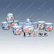 高档陶瓷茶具价格,陶瓷茶具开店批发价格,年底公司送福利礼品