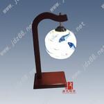 景德镇陶瓷照明灯具家居日用台灯批发订制灯具礼品陶瓷图片