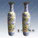 慶典禮品贈品景德鎮手繪陶瓷花瓶可加LOGO