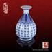 唐龙陶瓷厂家定制景德镇陶瓷花瓶可加LOGO