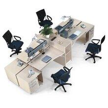 哪个厂家办公桌设计好北京办公家具定做