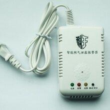 科王智能家用燃气报警器220V现场声光告警图片