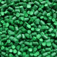 厂家供应PE/PP专用果绿色色母粒颜色鲜艳耐晒不掉色