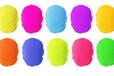 供应热固性耐高温240℃荧光粉不用研磨荧光颜料耐迁移荧光色粉