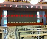 北京厂家定做防火阻燃舞台幕布学校礼堂幕布剧院幕布制作图片
