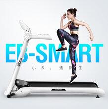 冬季在家锻炼身体的跑步机跑步机的品牌济南力步体育图片