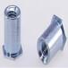 鈑金六角壓鉚手柄間隔螺柱連接柱BSO-3.5M4-20盲孔通孔螺柱螺絲