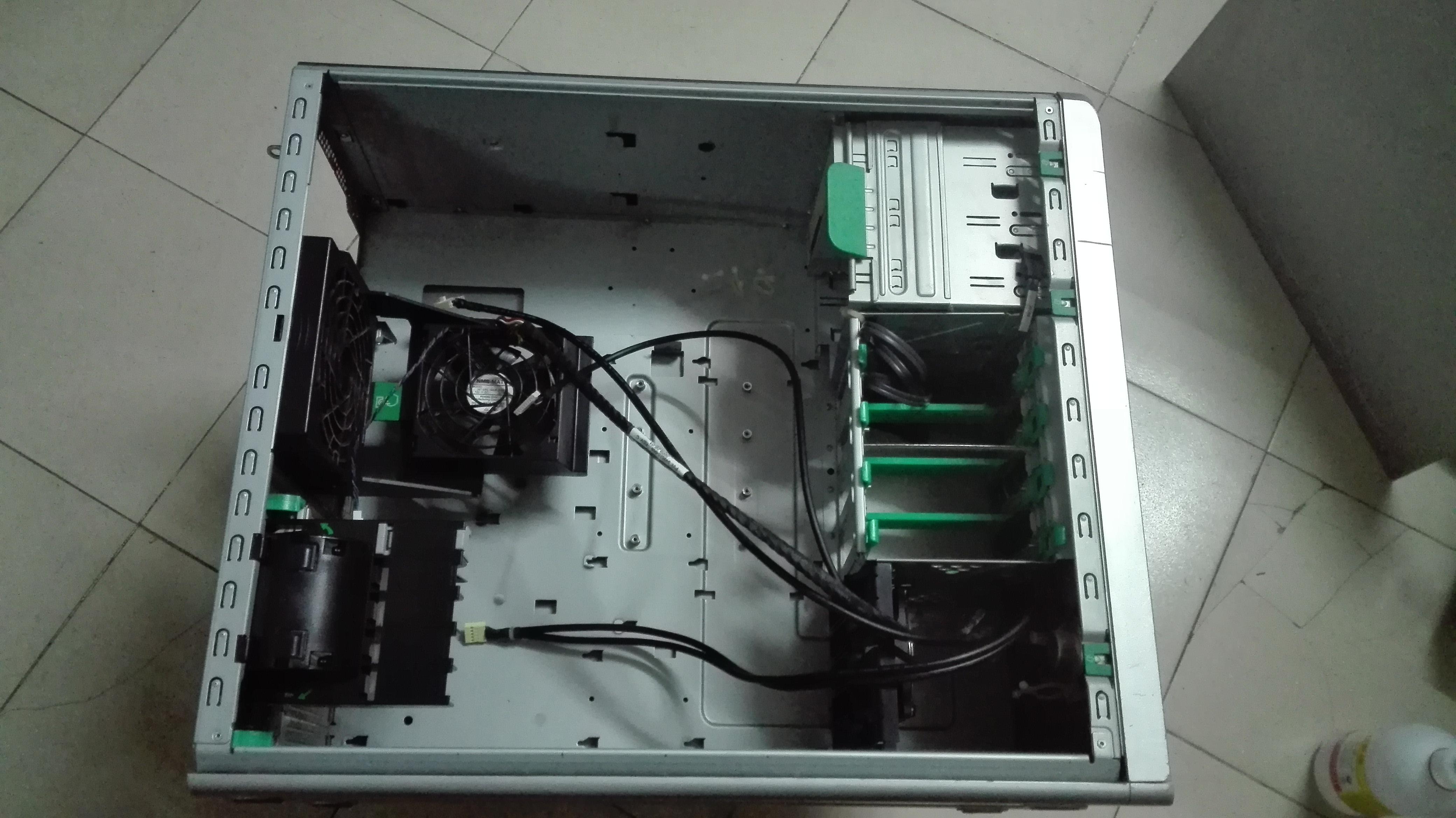 HP XW8600机箱