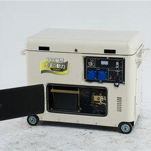静音柴油发电机图片