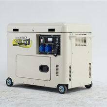 柴油发电机多少钱图片