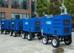 500A柴油发电电焊机氩弧焊