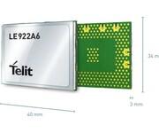 泰利特4G高速LTE无线通信模块LE922A6图片