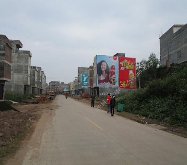 材料喷绘布加厚苍穹浙江墙体广告公司