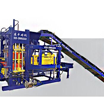 博白機械小型空心磚機免燒磚機廠家免燒磚機價格八孔盤磚機