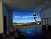 榮成威海大酒店室內P4全彩LED顯示屏
