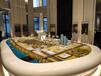 維納森投影沙盤電子沙盤數字沙盤企業展廳數字展廳規劃沙盤