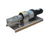 化工专用计量泵,不锈钢齿轮泵,耐腐蚀,耐高温。精度高。