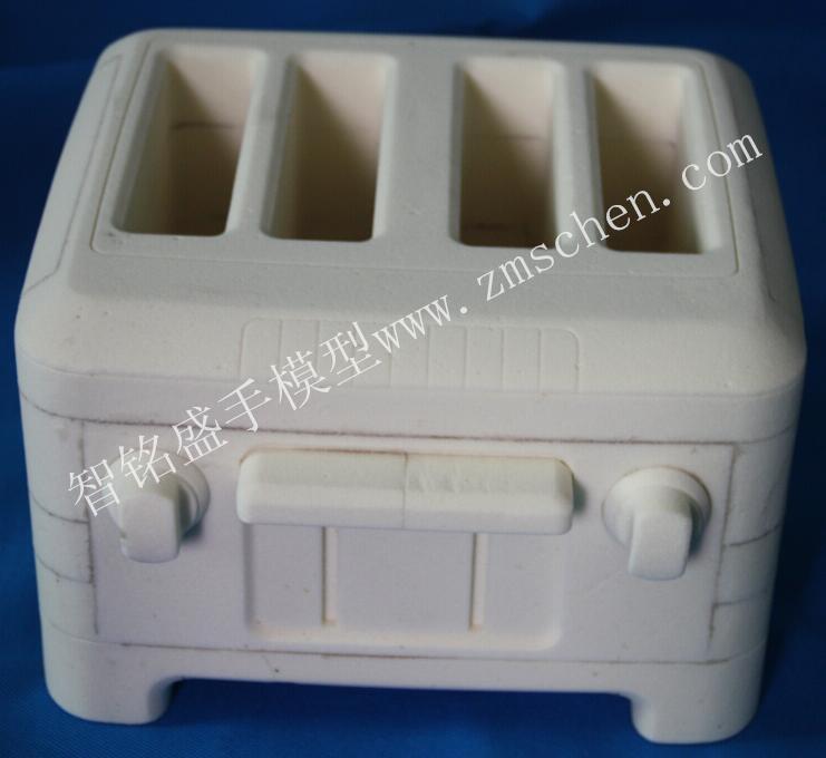塑胶发泡保温产品手板模型