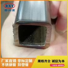 碧江不锈钢方矩管工程装饰管批发不锈钢厚壁工程管图片
