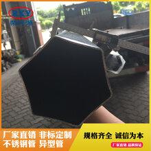 廣東不銹鋼六角管生產廠家201不銹鋼六角管加工定制規格