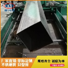 大口徑不銹鋼焊接管佛山304拋光不銹鋼大口徑方管