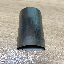 佛山不銹鋼半圓管廠定制304半圓管不銹鋼半圓管拉絲表面