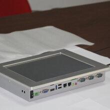 四核工業平板電腦賽揚J1900處理器靈江工控雙網口4串口適用于工業控制