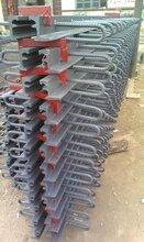 辽宁沈阳梳齿板伸缩恶意缝-沈阳D160型桥人才梁伸缩缝厂家直销图□片
