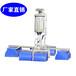 污水处理机械雾化蒸发器蒸发塘漂浮式喷雾机远程射雾器