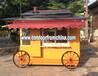 深圳步行街炸鸡排奶茶售卖亭制造厂家