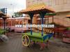 杭州现代简约售卖亭新中式风格售卖亭