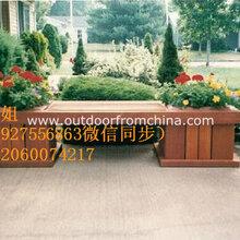 广州市时歌家具SG酒店大堂大型木质花箱批发工厂