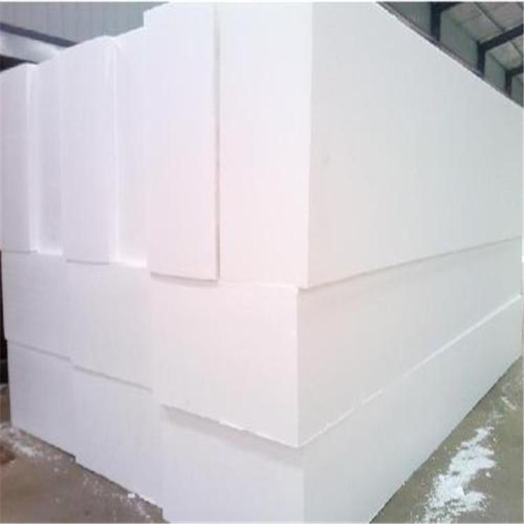 EPS泡沫板制品白色泡沫板聚苯板工地绿化带回填土泡沫板