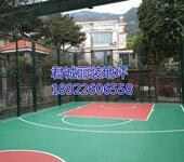 佛冈做一个篮球场要多少钱?