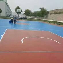 英德篮球场地坪漆-英德球场建设工程