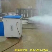 甘肅混凝土蒸氣養生機冬季橋梁養護器T梁蒸氣養護