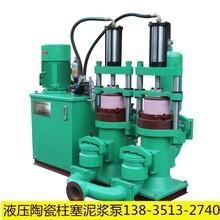 山東陶瓷柱塞泥漿泵污水處理泵