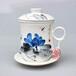 景德镇高档陶瓷会议杯
