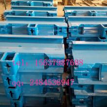 销售定制各种型号铸造中部槽开天窗中部槽铸造槽帮齿轨座