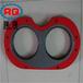 厂家直销砼泵配件中联泵车配件眼镜板