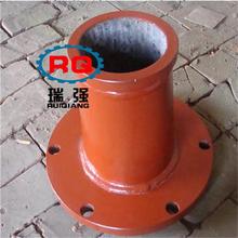 厂家直销砼泵配件三一泵车配件出料口图片
