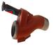 厂家直销砼泵配件中联泵车配件拖泵200锻造对焊S管保5万方