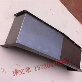 正品尚银VMC1060加工中心原装钢板防护罩价格