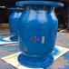 上海品牌HZFM-TLC碳钢/不锈钢内置式高强磁水处理器DN25-1200mm沪甄/冠龙微电子水处理阀