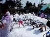 东莞派对喷射泡沫机商业氛围派对泡沫机舞台悬挂泡沫机