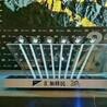 武汉启动干冰升降台庆典多米诺仪式启动推杆