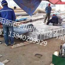 优质平板硫化机橡胶硫化机沈阳新阳矿山制造图片