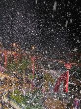 海南活动喷射泡沫机万圣雪花机派对泡沫机