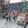 锦州教育机构活动喷射泡沫机节庆泡泡趴商彩色跑