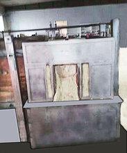 500公斤鉛玻璃電爐圖片